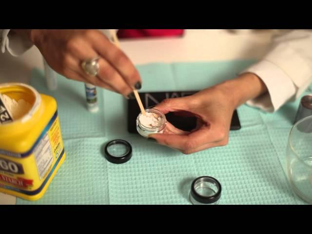 How to Keep Eye Shadow From Smearing With a Home Remedy : Skin Care & Treatments