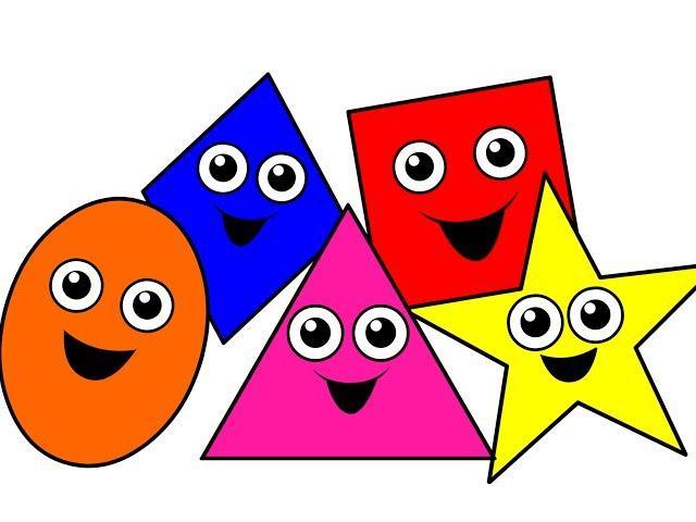 """Colors & Shapes DVD"""
