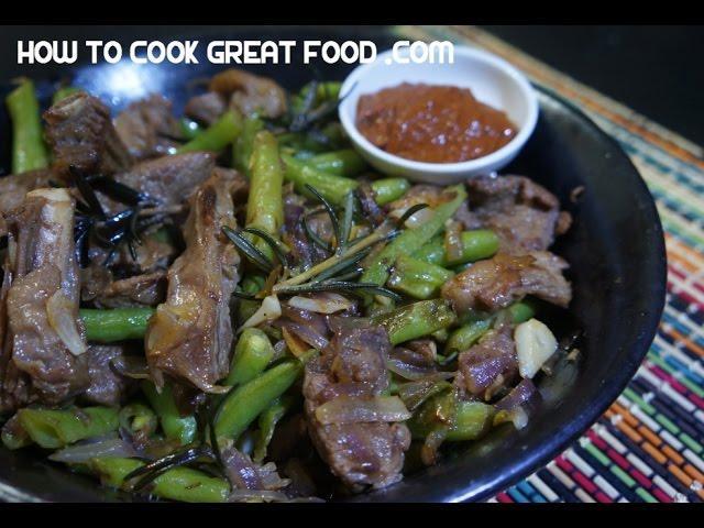Ethiopian fasolia recipe amharic vegan vegetables for Abol ethiopian cuisine