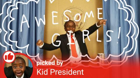 Awesome Girls: Celebrating girls who are changing the world