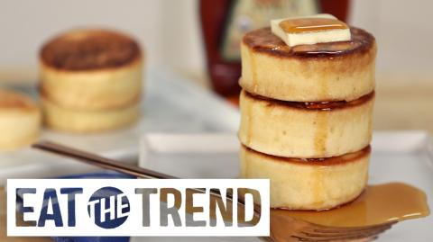 How to Make Japanese-Style Pancakes   Eat the Trend