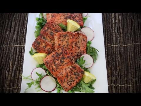 Salmon Recipes - How to Make Super Simple Salmon