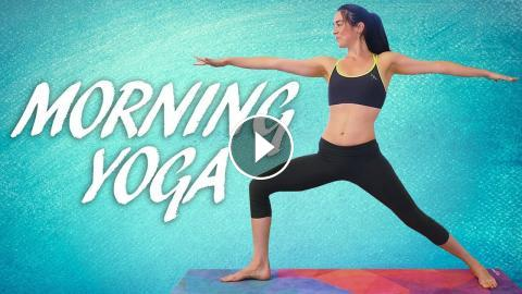 ♥ Good Morning Yoga with Julia ♥ Beginners Workout for