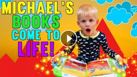 Michaels Story Time Comes To Life Family Fun Pack