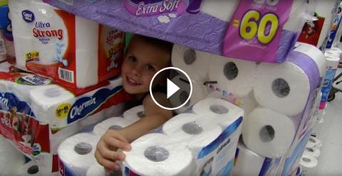 Best Toilet Paper Fort Gallery