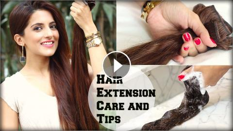 How to wash and take care of clip in hair extensions tips and how to wash and take care of clip in hair extensions tips and tricks pmusecretfo Choice Image