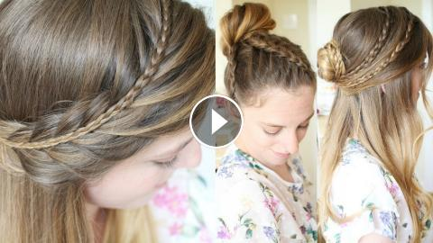 4 Back To School Hairstyles 2017 4 Braided Hairstyle Ideas