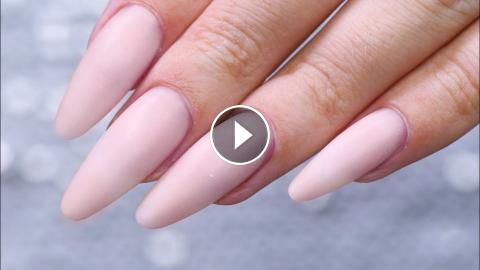 Acrylic Nails At Home Step By Step How To Tutorial