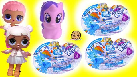 My Little Pony Squishy Mashems MLP Surprise Blind Bags
