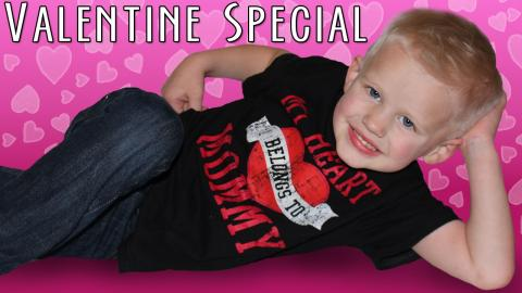 Heart Shaped Pizza Is The BEST Family Fun Pack Valentine Special