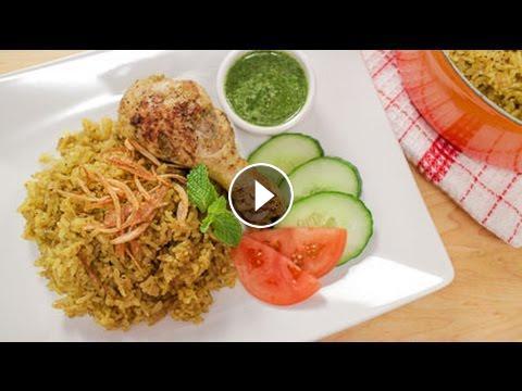 chicken biryani recipe kao mok gai hot thai kitchen - Hot Thai Kitchen
