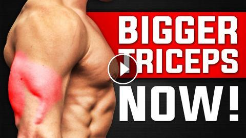 3 Triceps Exercises For Skinny Guys Hardgainers Tricep Workout M
