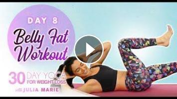 30 day yoga for weight loss julia marie ♥ essential core
