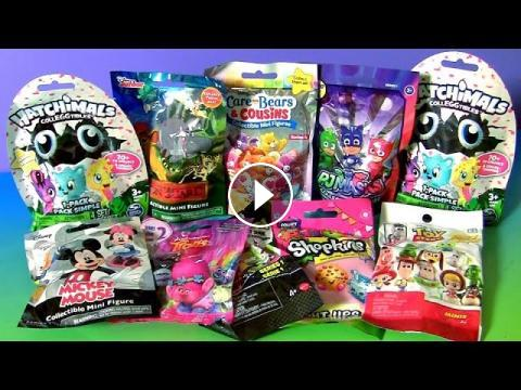Hatchimals Blind Bags Collection Mystery Packs Hatchimals