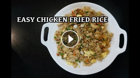Chicken fried rice how to make chicken fried rice best fried chicken fried rice how to make chicken fried rice best fried rice recipe forumfinder Images