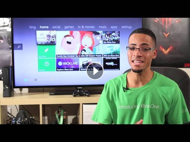 How to Transfer Stuff From Xbox Profile to Xbox Profile : Using an Xbox