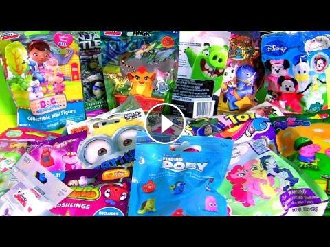 New Blind Bags The Angry Birds Movie Secret Life Of Pets