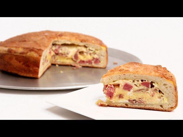 Homemade Nutella Pizza Recipe - Laura Vitale - Laura in the Kitchen ...