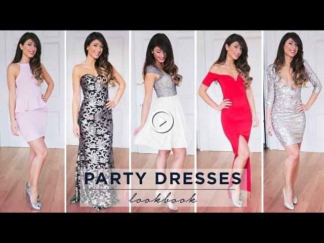 Holiday Party Dresses Lookbook Mimi Ikonn