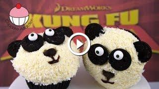 Panda Cupcakes Make Kung Fu Panda Cupcakes A Cupcake Addiction