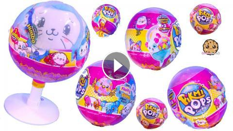 Surprise Plush Pet Candy Scented Pikmi Pops Blind Bag