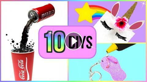 5 Minute Crafts To Do When You Re Bored 10 Quick And Easy Diy Ideas