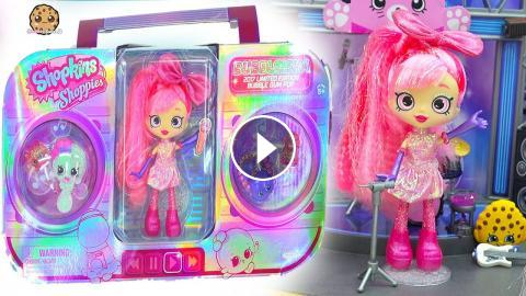 Limited Edition Shopkins Shoppies Doll SDCC With Exclusives