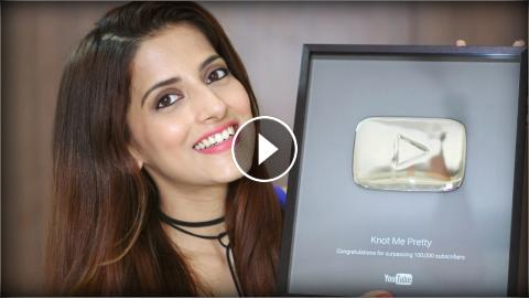 Unboxing The Youtube Silver Play Button! 100k Subs / Thank
