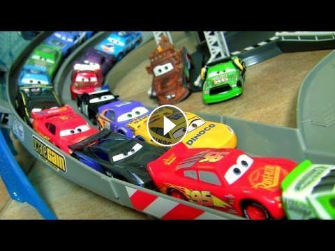Disney Pixar Cars 3 Toys Ultimate Florida Speedway Track Motorized