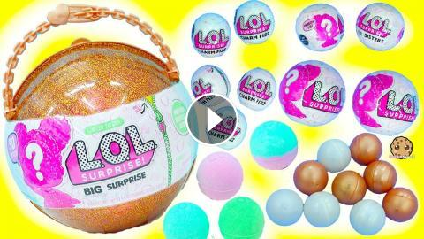 Lol Surprise Giant Ball Big Amp Lil Sisters Baby Dolls 50