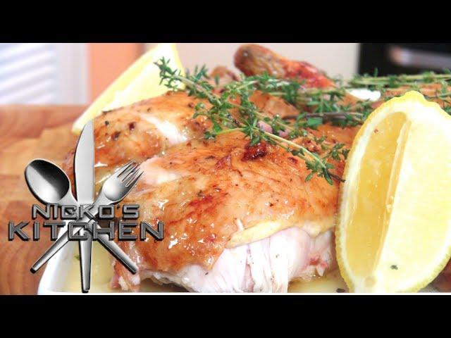 Easy Roast Chicken - Video Recipe