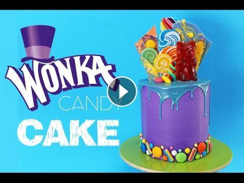My Cupcake Addiction Drip Cake