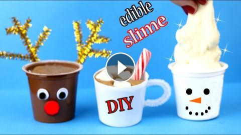 Diy edible slime how to make chocolate slime more easy diy edible slime how to make chocolate slime more easy miniature cool diy crafts tutorials ccuart Images