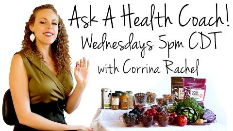 Ask A Health Coach Live Chat Q A Weight Loss Fitness Nutrition