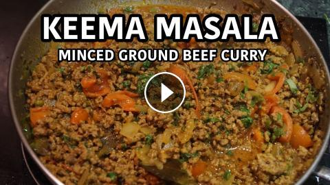 Keema masala recipe indian ground beef curry keema masala recipe indian ground beef curry another curry from the how to cook great food stable of video recipes we are crazy about curries ma forumfinder Images