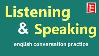 Speaking English Practice Conversation | Questions and