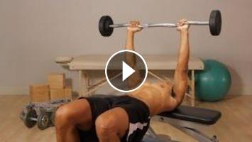 How To Do A Barbell Lat Pullover