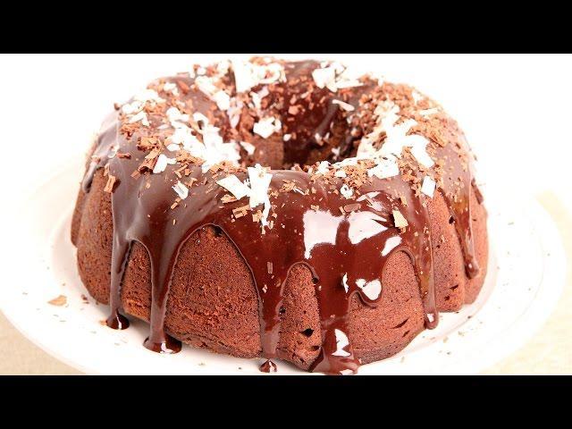 Triple Chocolate Pound Cake Recipe - Laura Vitale - Laura in the ...