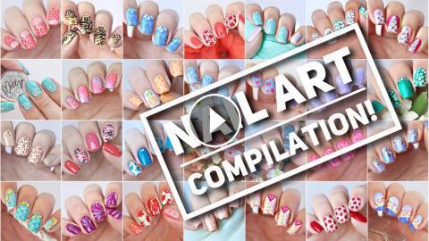 NEW NAIL ART 2017   Top Nail Art Designs Compilation #3!