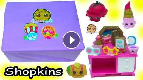 Wow A Giant Box Full Of Season 8 Wave 3 Shopkins Americas! Each 12 Pack Has  2 Surprise Blind Bags Inside! Can I Find Any Limited Edition Shopkins? Eve.