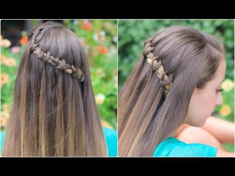 Flower Crown Braid | Updo | Cute Girls Hairstyles