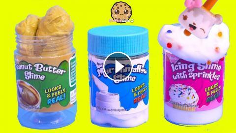 Slime Or Food Surprise Toys Color Changing Num Noms Dippers