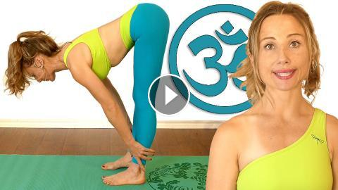flexibility yoga stretches and exercises beginners to